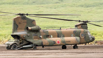 52976 - Japan - Ground Self Defense Force Kawasaki CH-47J Chinook aircraft