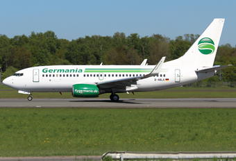 D-ABLA - Germania Boeing 737-700