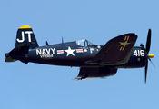 N713JT - Private Vought F4U Corsair aircraft