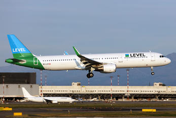 OE-LCP - LEVEL Airbus A321