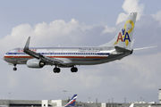 N905AN - American Airlines Boeing 737-800 aircraft