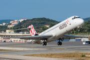 EC-MFJ - Volotea Airlines Boeing 717 aircraft
