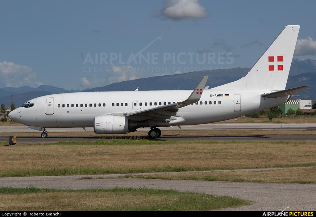 PrivatAir D-AWBB aircraft at Verona - Villafranca