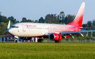 VQ-BUE - Rossiya Boeing 737-800 aircraft