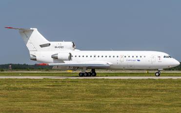 RA-42401 - Turuhan airlines Yakovlev Yak-42