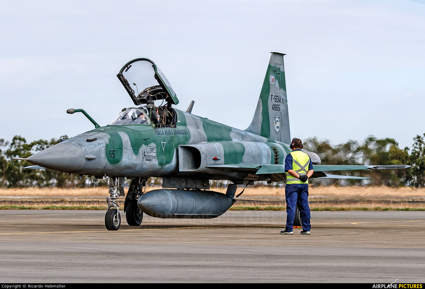 Brazil - Air Force 4865 aircraft at Undisclosed Location