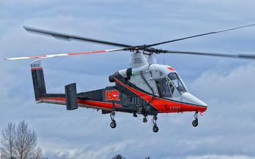 C-FXFT - Heliqwest Kaman K-1200 K-max