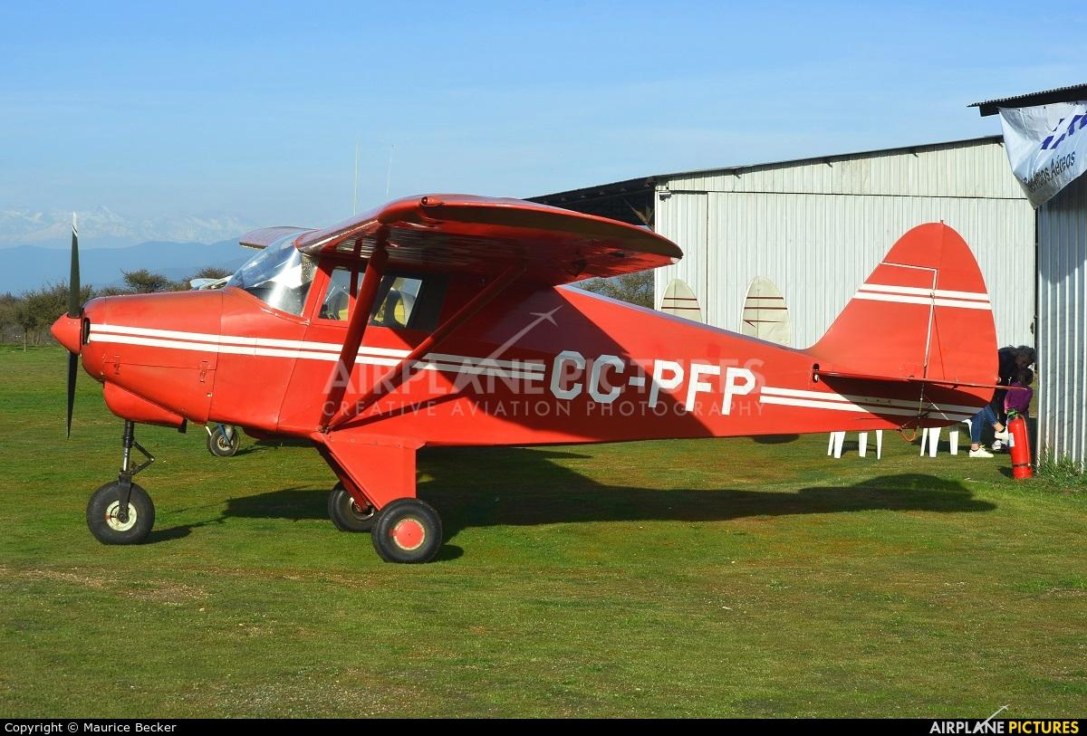CC-PFP aircraft at Off Airport - Chile