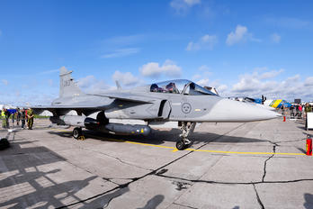 39283 - Sweden - Air Force SAAB JAS 39C Gripen