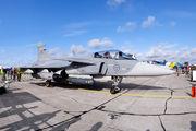 39283 - Sweden - Air Force SAAB JAS 39C Gripen aircraft
