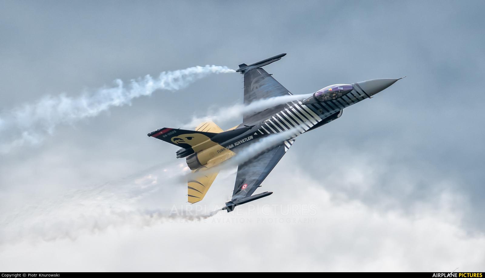 Turkey - Air Force 88-0029 aircraft at Radom - Sadków
