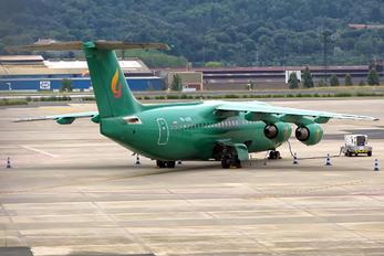 YR-AVR - Aviro Air British Aerospace BAe 146-300/Avro RJ100