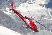 HB-ZVS - Air Zermatt Eurocopter AS355 Ecureuil 2 / Squirrel 2 aircraft