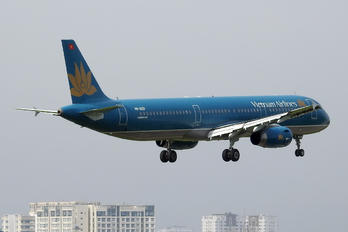 VN-A601 - Vietnam Airlines Airbus A321