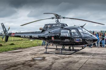 PP-OCZ - Brazil - Police Helibras HB-350B Esquilo