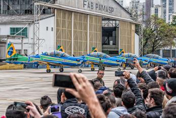 """FAB5703 - Brazil - Air Force """"Esquadrilha da Fumaça"""" Embraer EMB-314 Super Tucano A-29A"""