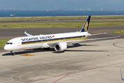9V-SCF - Singapore Airlines Boeing 787-10 Dreamliner aircraft