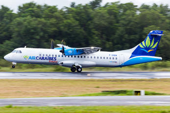 F-OSIV - Air Caraibes ATR 72 (all models)