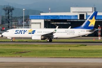 JA737Z - Skymark Airlines Boeing 737-800
