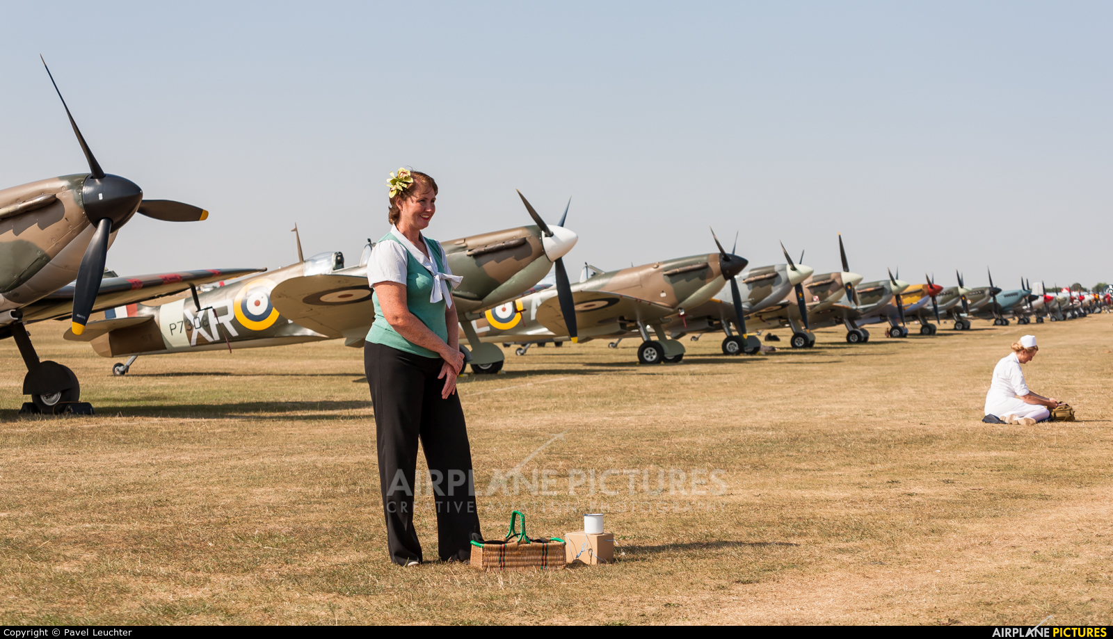 The Fighter Collection - aircraft at Duxford