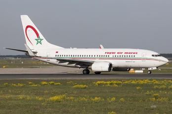 CN-RNL - Royal Air Maroc Boeing 737-700