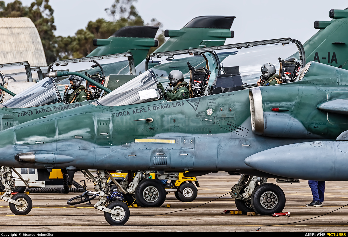 Brazil - Air Force 5660 aircraft at Undisclosed Location