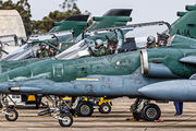 5660 - Brazil - Air Force - Airport Overview - Apron aircraft