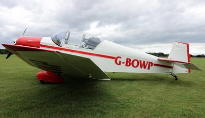 G-BOWP - Private Jodel D120 Paris-Nice