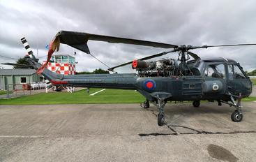XT434 - Royal Navy Westland Wasp HAS.1