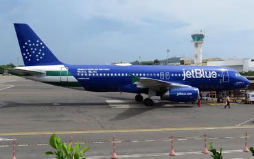 N531JL - JetBlue Airways Airbus A320