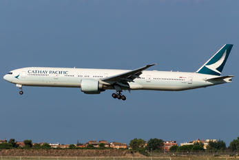 B-KPZ - Cathay Pacific Boeing 777-300ER