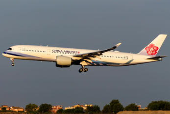 B-18917 - China Airlines Airbus A350-900