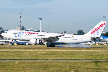EC-JQQ - Air Europa Airbus A330-200