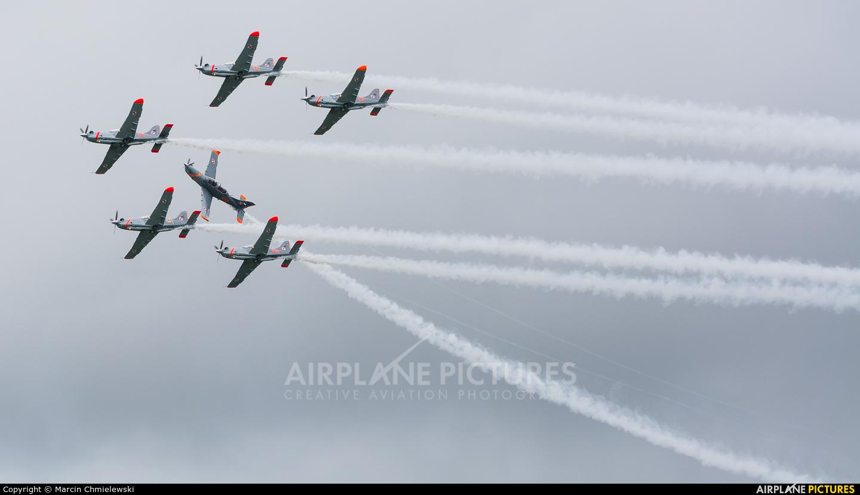 "Poland - Air Force ""Orlik Acrobatic Group"" 041 aircraft at Radom - Sadków"