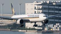 9V-SWV - Singapore Airlines Boeing 777-300ER aircraft