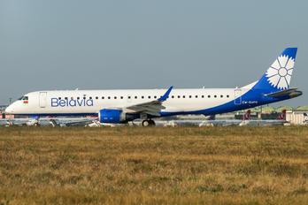 EW-514PO - Belavia Embraer ERJ-195 (190-200)