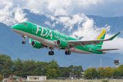 JA11FJ - Fuji Dream Airlines Embraer ERJ-175 (170-200) aircraft