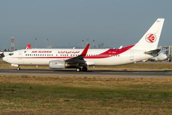 7T-VKK - Air Algerie Boeing 737-8D6