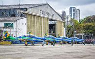 """- - Brazil - Air Force """"Esquadrilha da Fumaça"""" Embraer EMB-314 Super Tucano A-29A aircraft"""