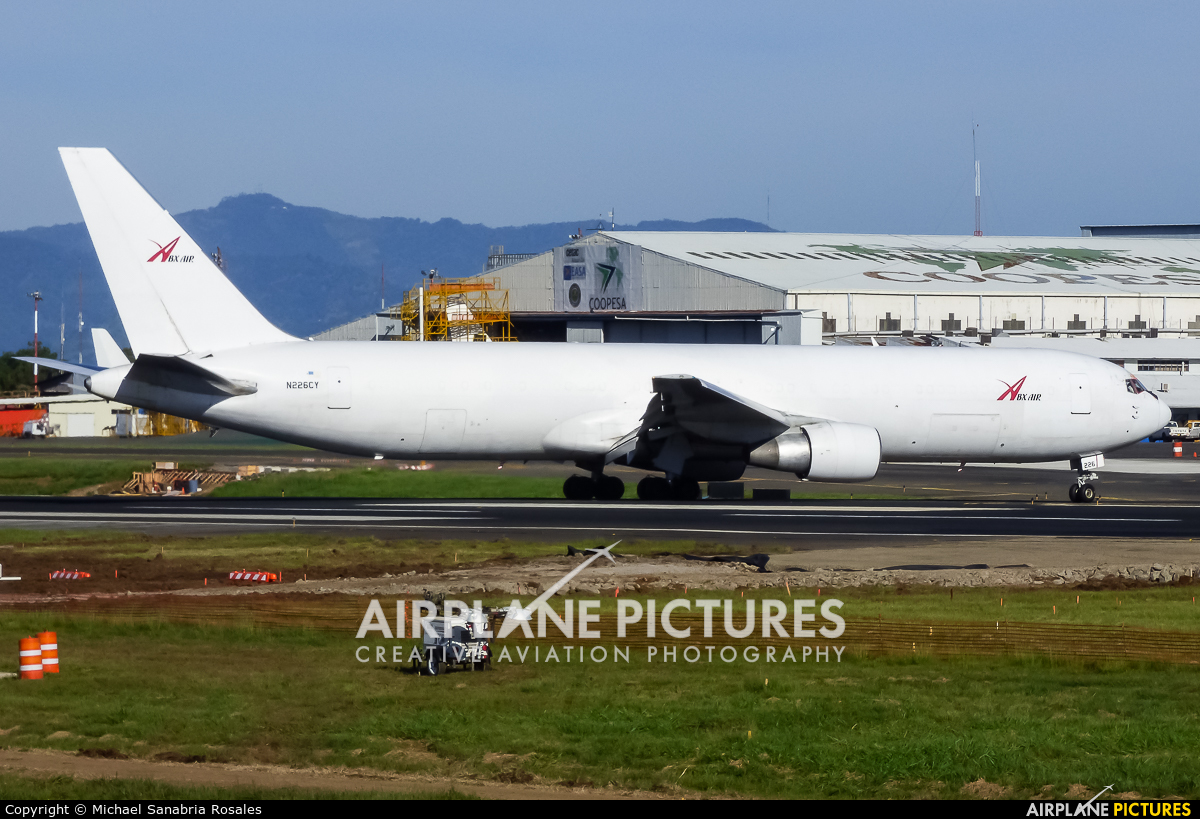 ABX Air N226CY aircraft at San Jose - Juan Santamaría Intl