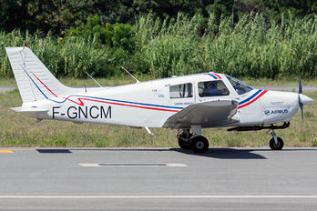 F-GNCM - Private Piper PA-28 Cadet