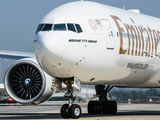 A6-EPR - Emirates Airlines Boeing 777-300ER aircraft
