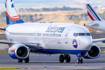 D-ASXC - SunExpress Germany Boeing 737-800