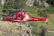 HB-ZCX - Air Zermatt Aerospatiale AS350 Ecureuil / Squirrel aircraft