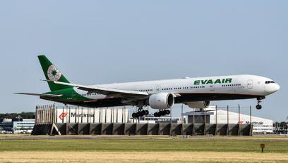 B-16710 - Eva Air Boeing 777-300ER