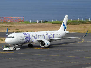 CS-TSG - Azores Airlines Airbus A321