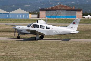 D-ESBC - Private Piper PA-28 Arrow