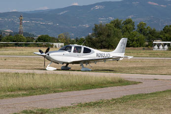 N262JD - Private Cirrus SR22