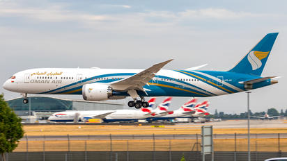 A4O-SF - Oman Air Boeing 787-9 Dreamliner