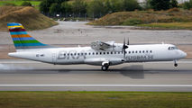 SE-MKI - Braathens Regional ATR 72 (all models) aircraft